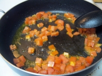 Tomatoes in EVOO